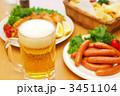 麦酒 生中 ビールの写真 3451104