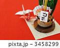 飾り 門松 正月飾りの写真 3458299