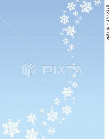 雪の結晶 3470128