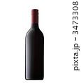 ワインボトル 3473308