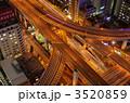 阪神高速 高速道路 都会の写真 3520859