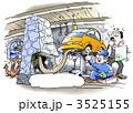 メンテナンス 自動車修理 修理するのイラスト 3525155