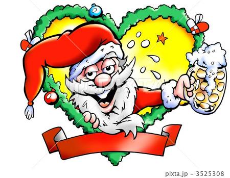 Santa is getting drunk 3525308