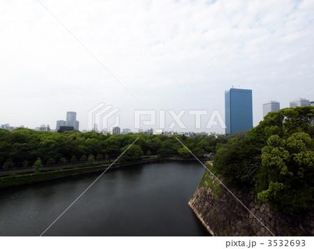 大阪城のお堀 3532693