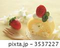 ロールケーキ お菓子 スイーツの写真 3537227