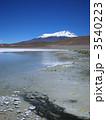 ウユニ塩湖国境抜けツアー 3540223