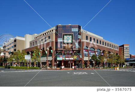 横浜散歩・横浜ワールドポーターズ 3567075