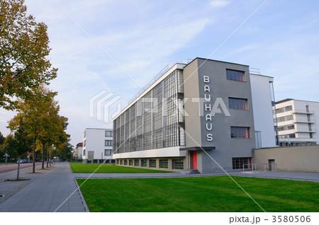 ドイツ デッサウ バウハウス本校舎 3580506