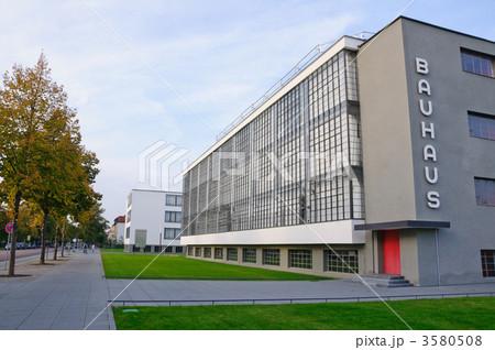 ドイツ デッサウ バウハウス本校舎 3580508