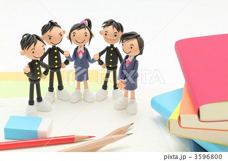 粘土の学生 3596800