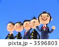 粘土 高校生 中学生の写真 3596803