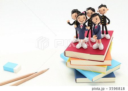 粘土の学生 3596818