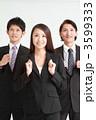 チーム ビジネスマン ビジネスウーマンの写真 3599333