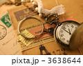 懐中時計 アンティーク 雑貨の写真 3638644