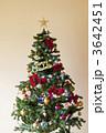 クリスマスイメージ メリークリスマス オーナメントの写真 3642451