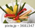 野菜スティック 3681347