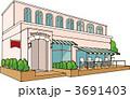 レストラン 3691403