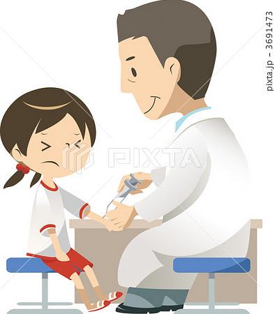 「予防接種 イラスト」の画像検索結果