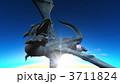 龍 ドラゴン 辰のイラスト 3711824