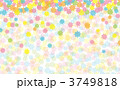 金平糖 コンペイトウ ベクターのイラスト 3749818