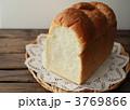 山型食パン パン 食パンの写真 3769866