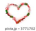 xマス クリスマス プレゼントのイラスト 3771702