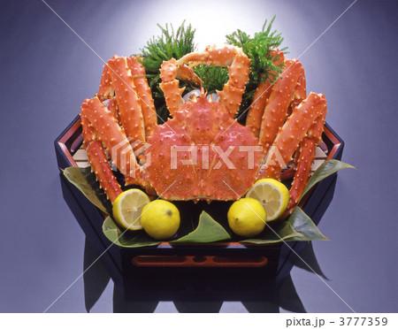 タラバ蟹姿盛り 3777359