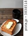 コーヒーとバタートースト 3838518