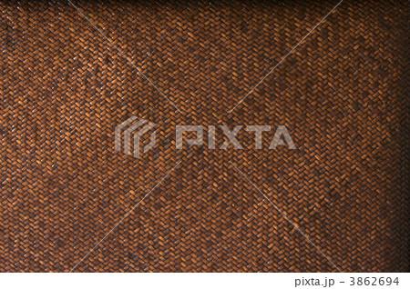Rattan Weave Backgroundの写真素材 [3862694] - PIXTA