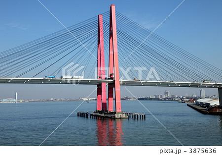 名港西大橋の写真素材 [3875636]...