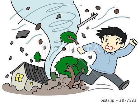 竜巻被害 3877533