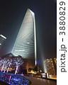 商業ビル 金融センター 高層ビルの写真 3880829