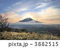 竜ヶ岳からの初日の出ダイヤモンド富士♪ 3882515