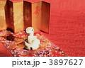 巳年 蛇年 干支の写真 3897627