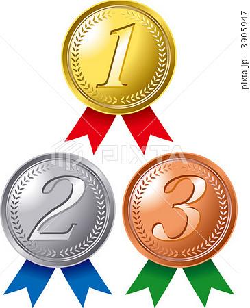 イラスト素材: メダル 銅メダル ... : クリスマス 飾り ダウンロード : すべての講義