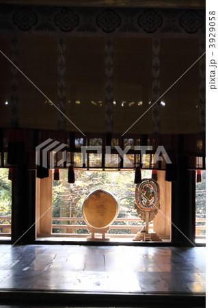 讃岐のこんぴらさん「旭社」堂内の写真素材 [3929058] - PIXTA