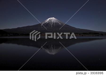 未明の富士 3936996