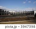 扇形車庫 車両基地 梅小路蒸気機関車館の写真 3947398