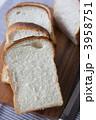 山型食パン イギリス食パン 食パンの写真 3958751