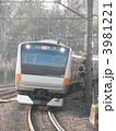 中央線 E233系 快速電車の写真 3981221