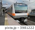 中央線 新型車両 E233系の写真 3981222