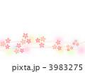 桜の花のイラスト 3983275