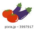 トマト ナスビ 奈須比のイラスト 3997917