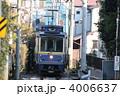 長谷~極楽寺間の江ノ電10形 4006637
