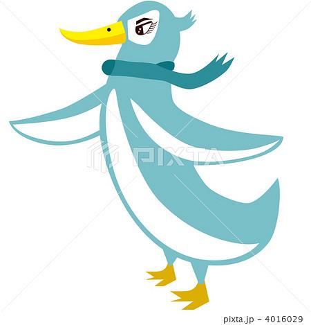 ペンギン(水色) 4016029