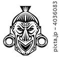 Religious mask 4036083
