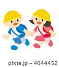 遠足 小学生 子供のイラスト 4044452