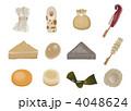 おでん/llustration of Japanese hotchpotch(Oden). 4048624
