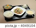 豚肉と野菜炒め定食 4049104