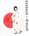 浴衣 着物 和服の写真 4049459